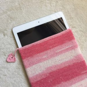 funda tablet ganchillo 2